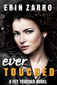 Book Cover: Ever Touched
