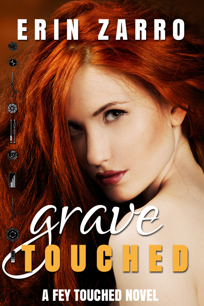 Book Cover: Grave Touched