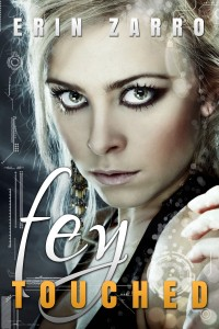 Book Cover: Fey Touched
