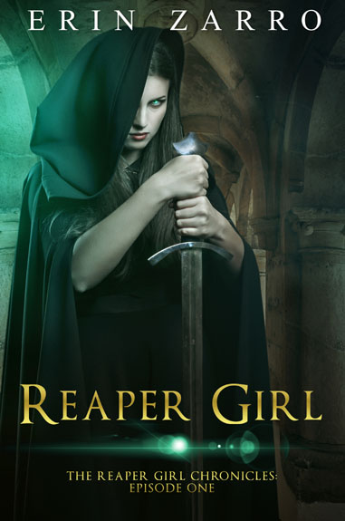 Book Cover: Reaper Girl