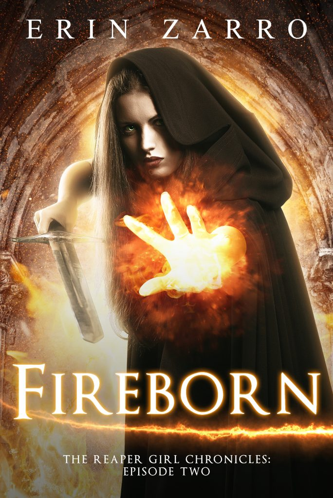 Book Cover: Fireborn