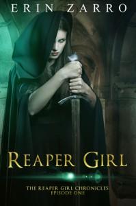 Book Cover: Reaper Girl